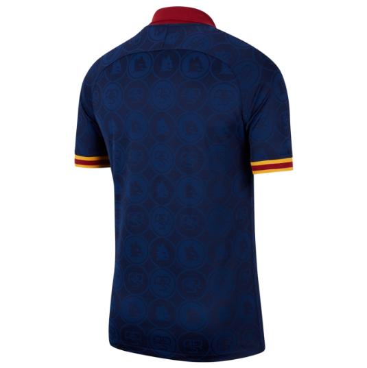 AS Roma 19/20 3rd Away Soccer Jersey Shirt