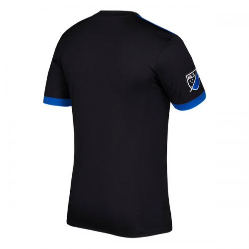 San Jose Earthquakes 2017/18 Home Soccer Jersey