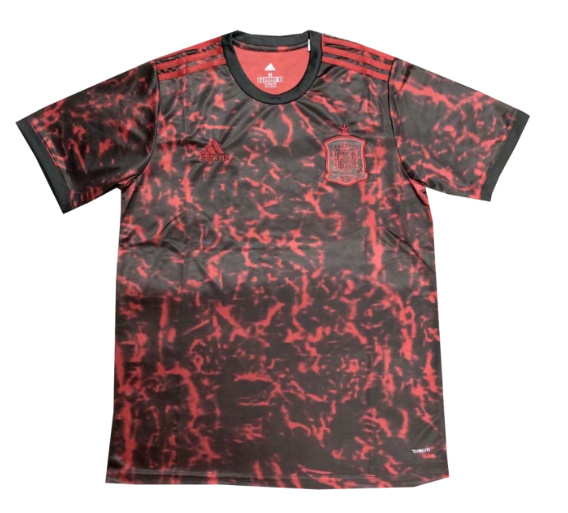 Spain 2020 EURO Home Soccer Jersey