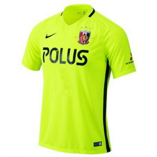 Urawa Red Diamonds 2017/18 Away Soccer Jersey