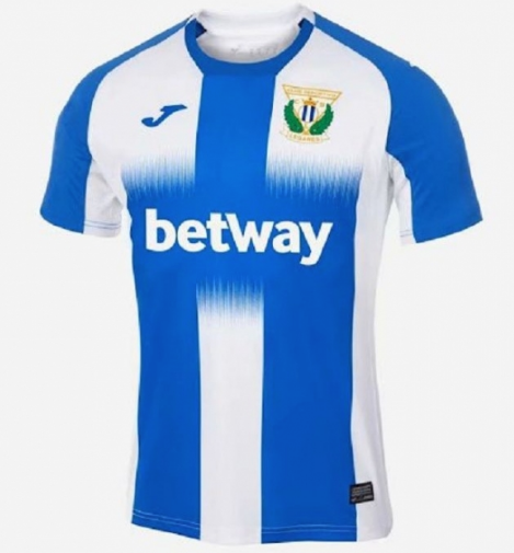 Leganes 19/20 Home Soccer Jersey